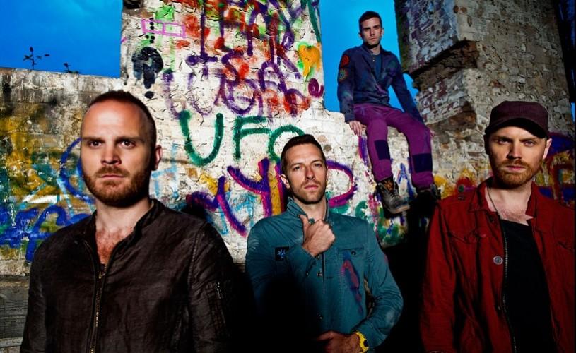 """Coldplay laudă orchestra românească Sound Works Transylvania: """"Un lucru minunat""""."""