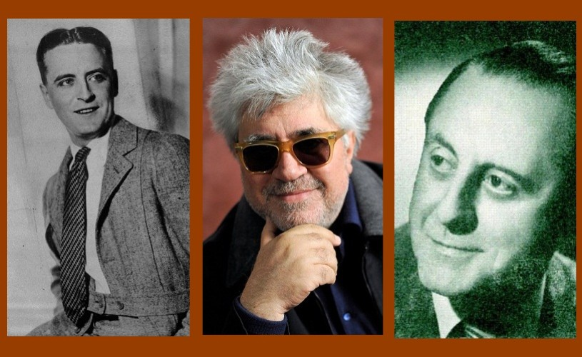 F. Scott Fitzgerald, Pedro Almodovar, Aurel Giroveanu – Ştiaţi că…?