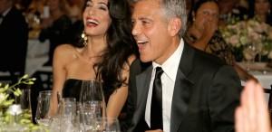 George Clooney s-a căsătorit cu avocata Amal Alamuddin, la Veneţia -