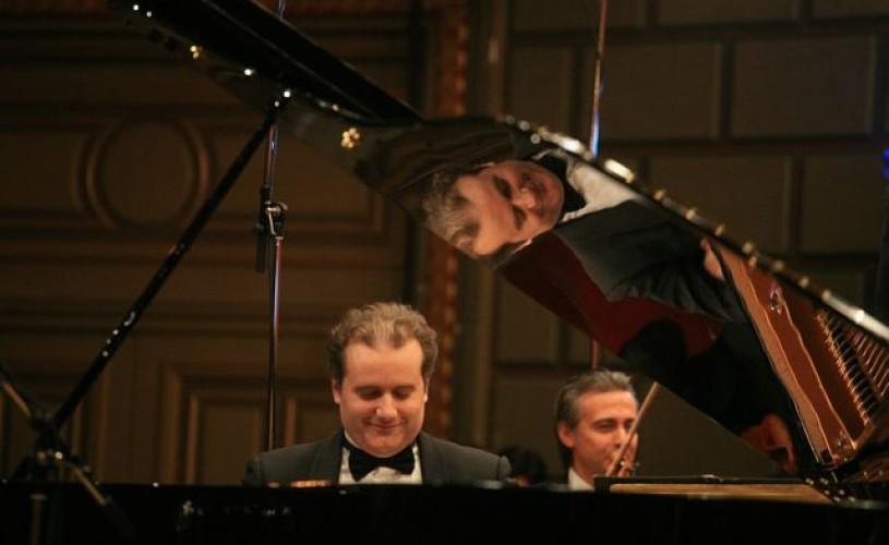 Pianistul spaniol Josu de Solaun a câștigat Secțiunea Pian a Concursului Enescu 2014