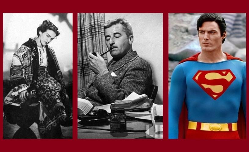 Maria Tanase, William Faulkner, Christopher Reeve – Ştiaţi că…?