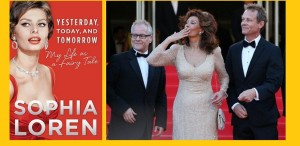 Sophia Loren, carte de memorii şi expoziţie, la împlinirea vârstei de 80 de ani!