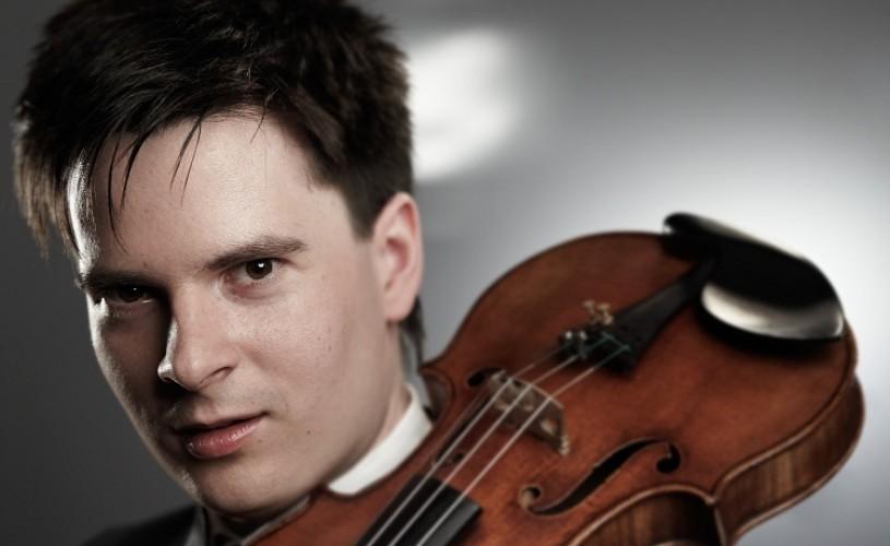 Un violonist de origine română, printre finaliştii Concursului Enescu