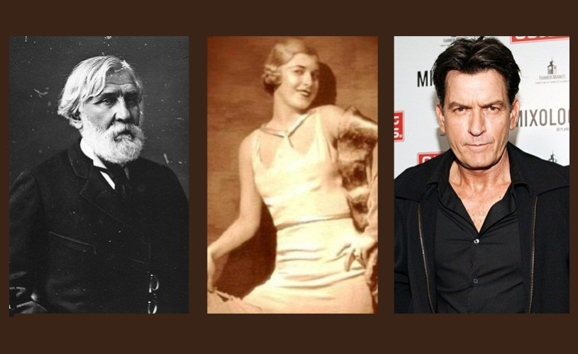 Elvira Godeanu, Ivan Turgheniev şi Charlie Sheen – 3 septembrie