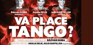 VA  PLACE TANGO?  ajunge la Bucureşti