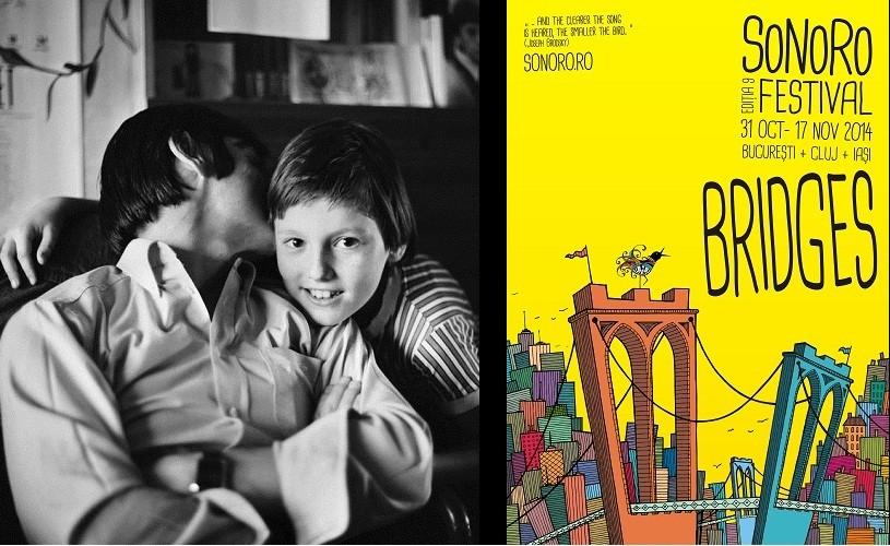 """Andrei Tarkovski junior, la SoNoRo """"BRIDGES"""" 2014"""