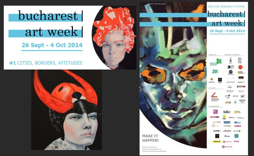 Arta contemporană se mută în România – Bucharest Art Week, din 26 septembrie
