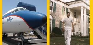 Avioanele lui Elvis, scoase la vânzare