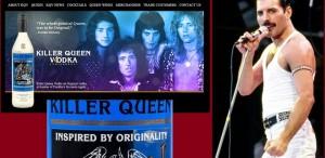 Queen lansează o... votcă în onoarea lui Freddie Mercury
