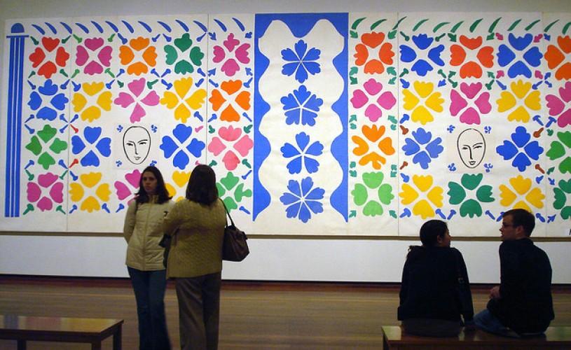 Expoziţie Matisse, nou record de vizitatori la Tate Modern din Londra