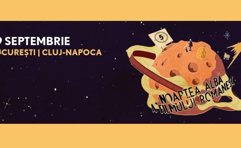 Noaptea Alba a Filmului Românesc – delicii cinematografice
