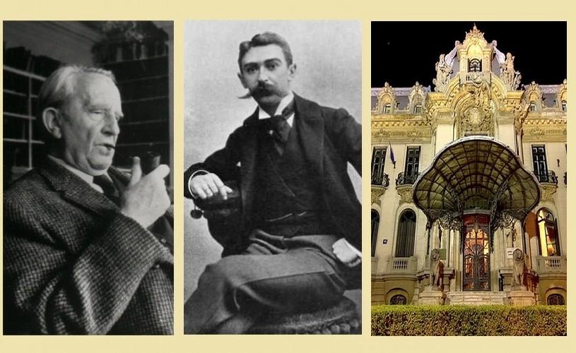 """J. R. R. Tolkien, Pierre de Coubertin şi Muzeul """"George Enescu"""""""