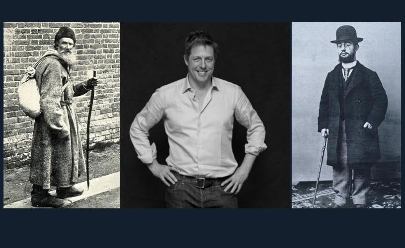 Lev Tolstoi, Hugh Grant & Toulouse-Lautrec