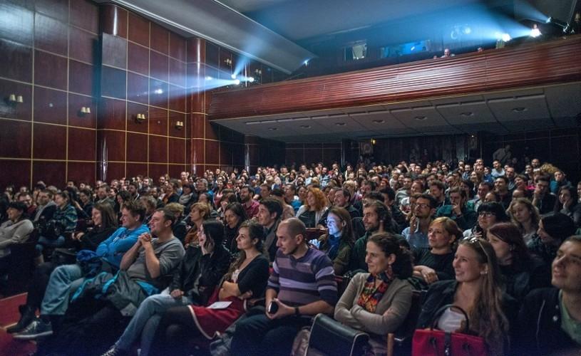 Festivalul Naţional de Teatru de Improvizaţie / Trei zile – Trei invitați speciali