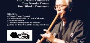 Concert și prezentare - Muzică tradițională japoneză