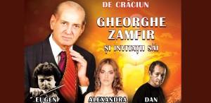 Gheorghe Zamfir şi învitaţii săi – Concert extraordinar de Crăciun