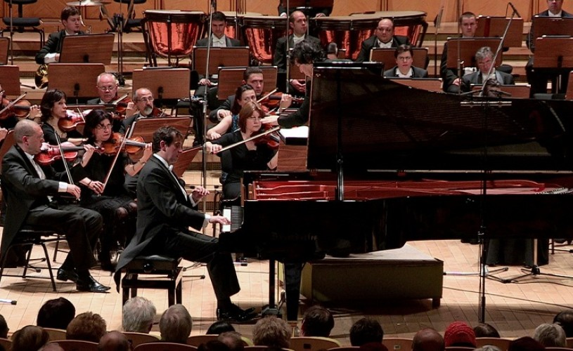 Simfonia a III-a – Eroica, de Ziua Radioului, la Sala Radio!