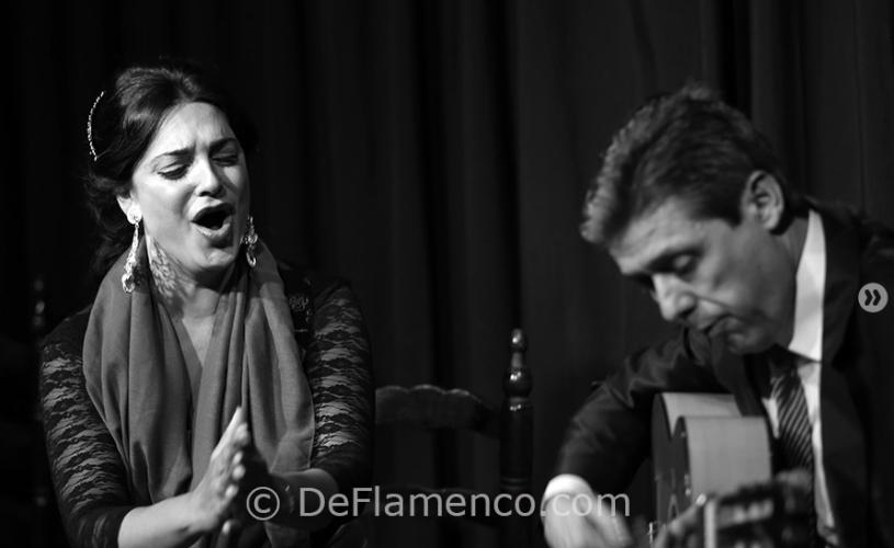 Recital de Flamenco, la Arcub, cu Pedro Sierra și Juana la Tobala