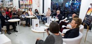 Marina Constantinescu: Adunarea noastră în jurul domnului George Banu este un semn de normalitate