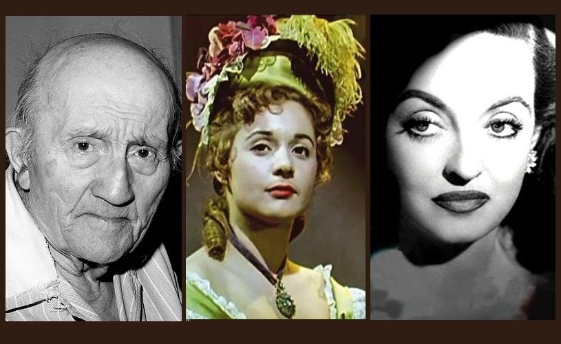 Petre Ţuţea, Vasilica Tastaman, Bette Davis…
