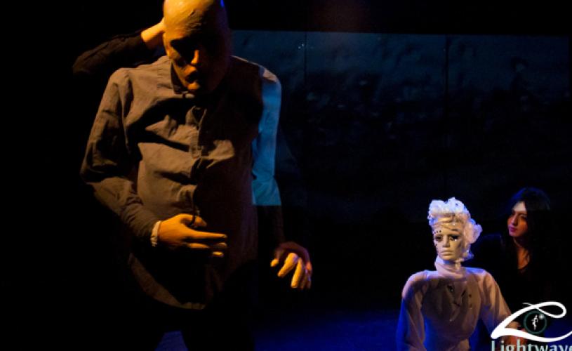 Reflection, un spectacol Lightwave Theatre Company