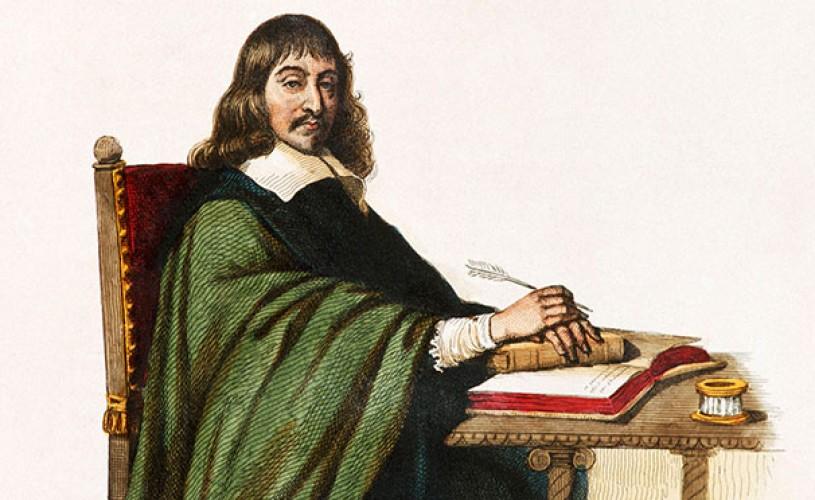 René Descartes avea o tumoare benignă în zona sinusurilor faciale