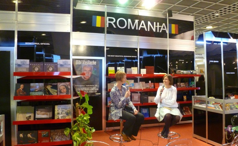 """Targul de Carte de la Frankfurt: """"Cele mai frumoase cărţi din România"""""""