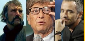 Ilarion Ciobanu, Bill Gates şi Eros Ramazzotti – Ştiaţi că...?