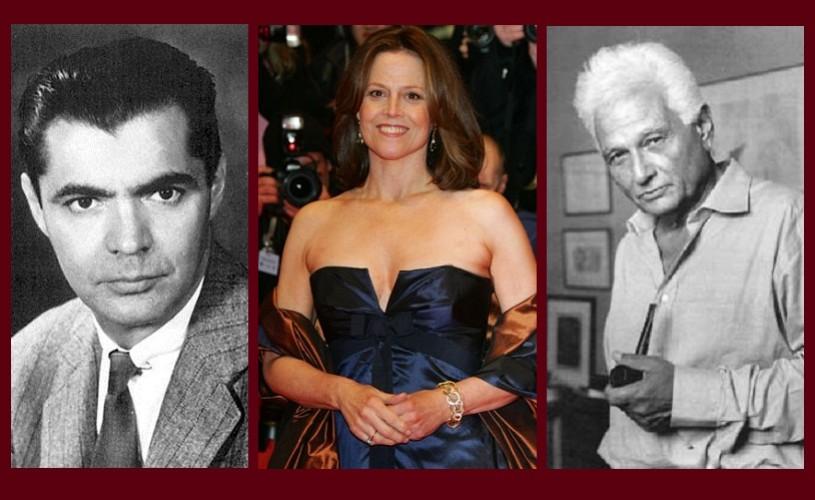 George Emil Palade, Sigourney Weaver, Jacques Derrida – Ştiaţi că…?
