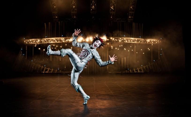 """Cirque du Soleil va reveni la Bucureşti cu spectacolul """"Quidam"""""""