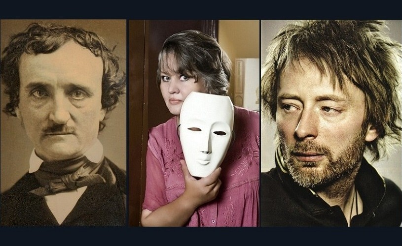 Diana Lupescu, Edgar Allan Poe, Thom Yorke…