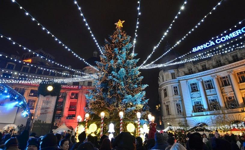 S-a deschis Târgul de Crăciun