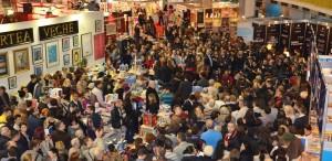 Peste 42.000 de vizitatori, în primele trei zile ale Târgului Gaudeamus