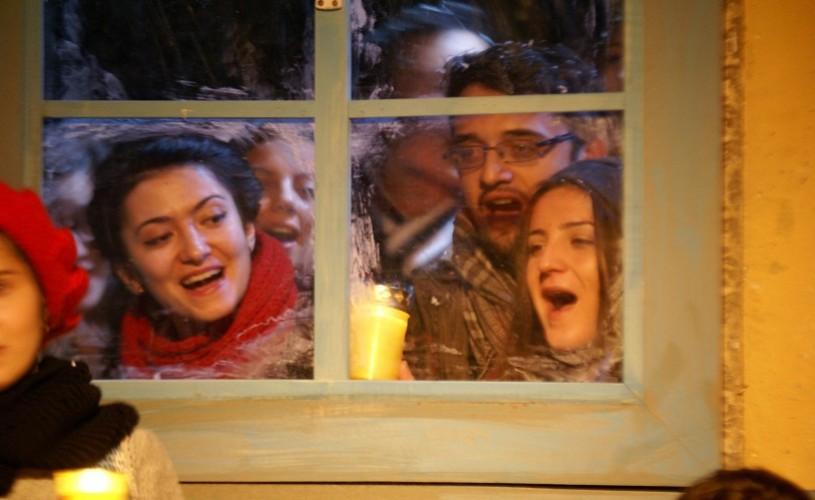 Trei avanpremiere şi un spectacol extraordinar de Crăciun, în decembrie, la Teatrul Naţional din Sibiu