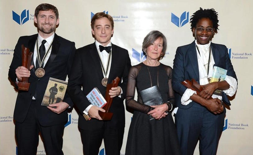 National Book Awards 2014 – Phil Klay, Evan Osnos, Ursula K. Le Guin şi Jacqueline Woodson