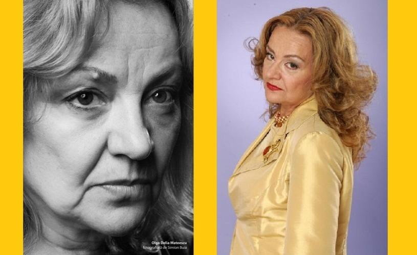 Olga Delia Mateescu, 65. La mulţi ani!