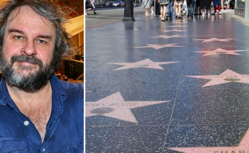 Peter Jackson va primi o stea pe Walk of Fame