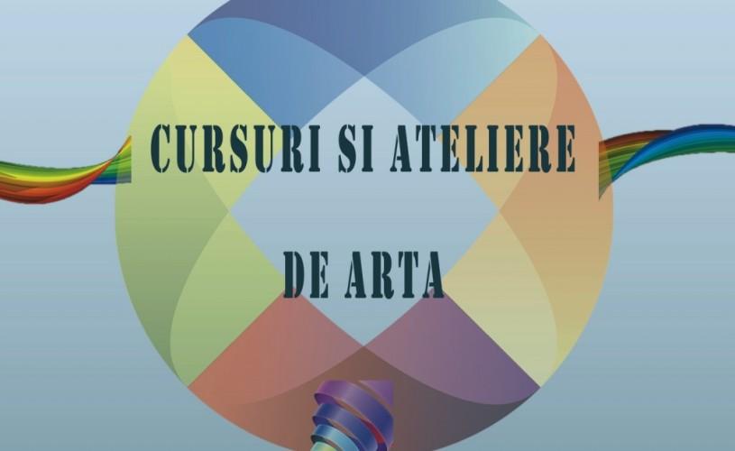 Art Out, cursuri şi ateliere de artă, la început de iarnă