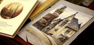O acuarelă pictată de Adolf Hitler, estimată la 50.000 de euro, scoasă la licitaţie