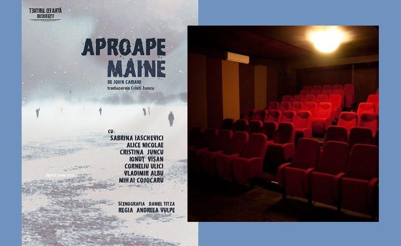 Aproape Maine, de John Cariani, în premieră la Teatrul de Artă