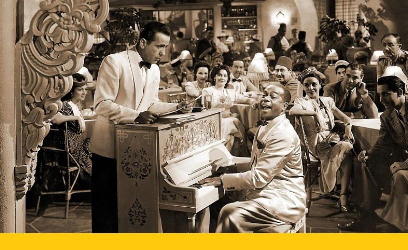 """Pianul din """"Casablanca"""", scos la licitaţie"""