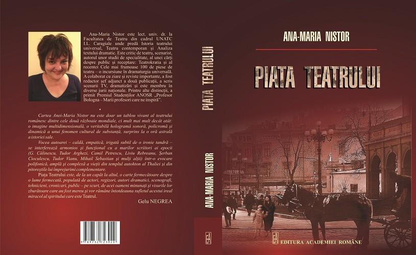 Piata Teatrului, de Ana-Maria Nistor, la Teatrul Național București