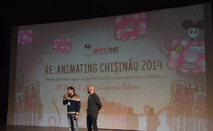 Anim'est Chișinău: Animarea vieții culturale din R. Moldova