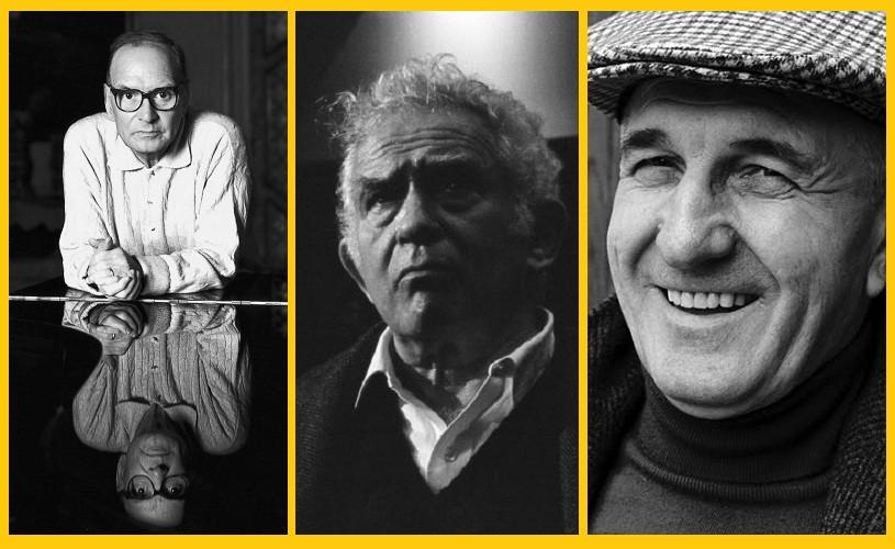Ennio Morricone, Norman Mailer & Gheorghe Dinică – Ştiaţi că…?