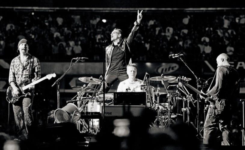 U2 va lansa un film care va însoţi noul album al trupei