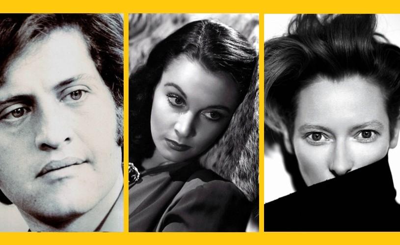 Joe Dassin, Vivien Leigh, Tilda Swinton  – Ştiaţi că…?