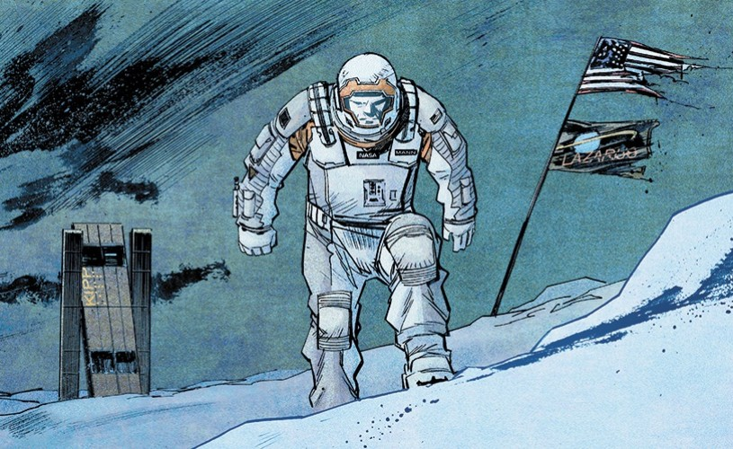 "Absolute Zero, banda desenată care explică intriga din SF-ul ""Interstellar"""
