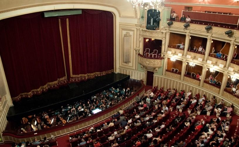Seara creaţiilor româneşti, la Opera Naţională Bucureşti, cu ocazia Zilei Naţionale