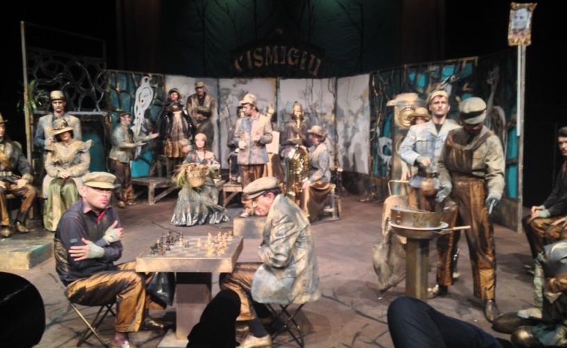 Spectacolul Parcul, la Teatrul Masca – 128 de locuri… gratuite
