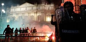 Scala din Milano a deschis stagiunea cu Beethoven, scandal şi arestări